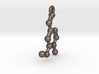 Pendant- Molecule- Vanillin 3d printed