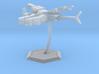 Mecha- Crusher LAM AeroFighter (1/285th) 3d printed