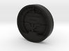 Aviation Button - Attitude Indicator 3d printed