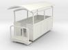 009 Small semi-open coach 3d printed