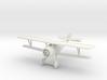 1/144 Nieuport 17bis (vickers) 3d printed