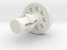 LegPlugFenceSideWithSlideLockPin 111002 3d printed