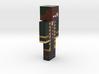 6cm | EvHead95 3d printed
