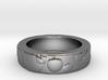 Men's Size 10 US Bubbles Ring 3d printed