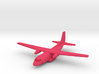 1:700 Transall C-160 military transport aircraft  3d printed