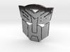 Autobot emblem small 3d printed