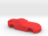 Dodge Viper SRT  3d printed