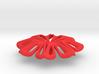 Anna flower charm. 3d printed