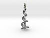 Eiffel Tower Helix Errings 3d printed