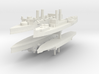 Span-Am Fleet 1:1200 (4 Ships) 3d printed