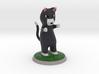 Ninja Cat 3d printed