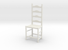 1:24 Lad Chair 7 3d printed