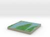 Terrafab generated model Tue Jan 21 2014 20:43:59  3d printed