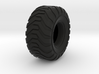Industrial Style Floater Tire 3d printed