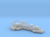 Prague Class Cruiser Mk 2 3d printed