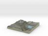 Terrafab generated model Wed Jan 22 2014 11:24:10  3d printed