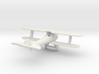 1/144 Nieuport 28 3d printed