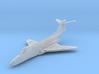 F-101 Voodoo 1:300 x1 3d printed