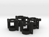 bimRC 10mm 5:1 Gearbox x4 3d printed