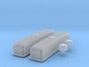 1/12 Buick Nailhead Center Filler Valve Covers 3d printed