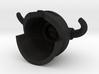 Iron Helmet 3d printed