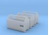 Z logging - Storage Sheds (3pcs) 3d printed