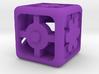 Geometric Dice 3d printed