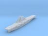 USS Saratoga CV-3 1943 1/4500 3d printed