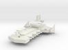 Daring Class Light Cruiser 3d printed