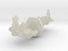 WHAM- King Sandman x2 (1/937th) 3d printed