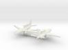 1/700 Boeing 737 AEW&C (E-7A Wedgetail) 3d printed