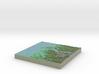 Terrafab generated model Tue Jan 28 2014 22:15:10  3d printed