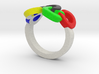 Olympic Ring-sz15 3d printed