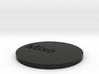 by kelecrea, engraved: Miso 3d printed