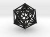 Great Dodecahedron 1.5 3d printed