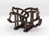 Holistic Ring metal 3d printed