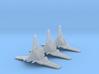 T-19 Starhopper Wing 1/270 3d printed