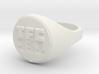 ring -- Fri, 14 Feb 2014 16:52:22 +0100 3d printed