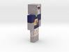 6cm | D3rang3dZombiE 3d printed