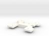 Dell ST2220 VESA Bracket Adapter 3d printed