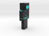 6cm | zuperknux 3d printed