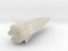 """Cohete"" Class Fast Escort SpaceShip [V2] 3d printed"