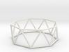 octagonal antiprism 70mm 3d printed