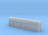 30ft Guards Van, New Zealand, (OO Scale, 1:76) 3d printed