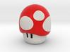 Super Mario Mushroom - Pencil Accesory 3d printed