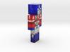6cm | Menamister 3d printed