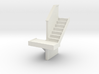Domestic Stairs 3 - OO scale 3d printed