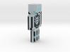 6cm | MaltLeverage 3d printed
