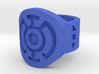 Blue Hope FF Ring Sz 6 3d printed