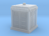 Tardis Iphone Speaker 3d printed